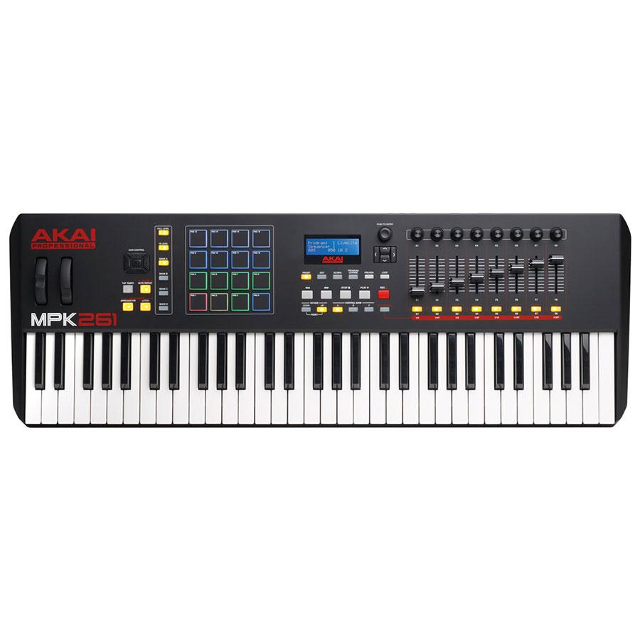 MPK-2-61--61-Key-Premium-Keyboard-Controller-top-view