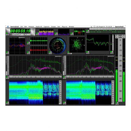 Metric Halo Spectrafoo